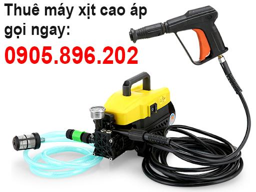 Cho thuê máy xịt cao áp Đà Nẵng